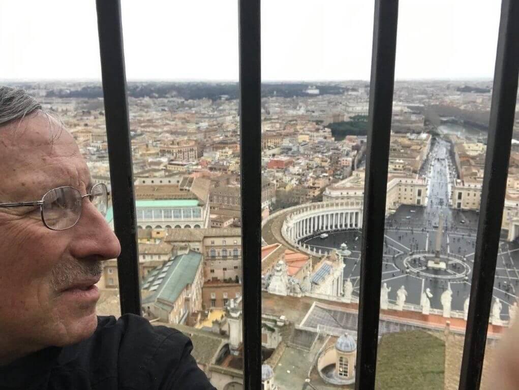 Jon in Rome