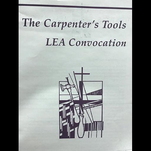 The Carpenter's Tools